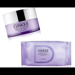 CLINIQUE 💜 TAKE THE DAY OFF BUNDLE 💜